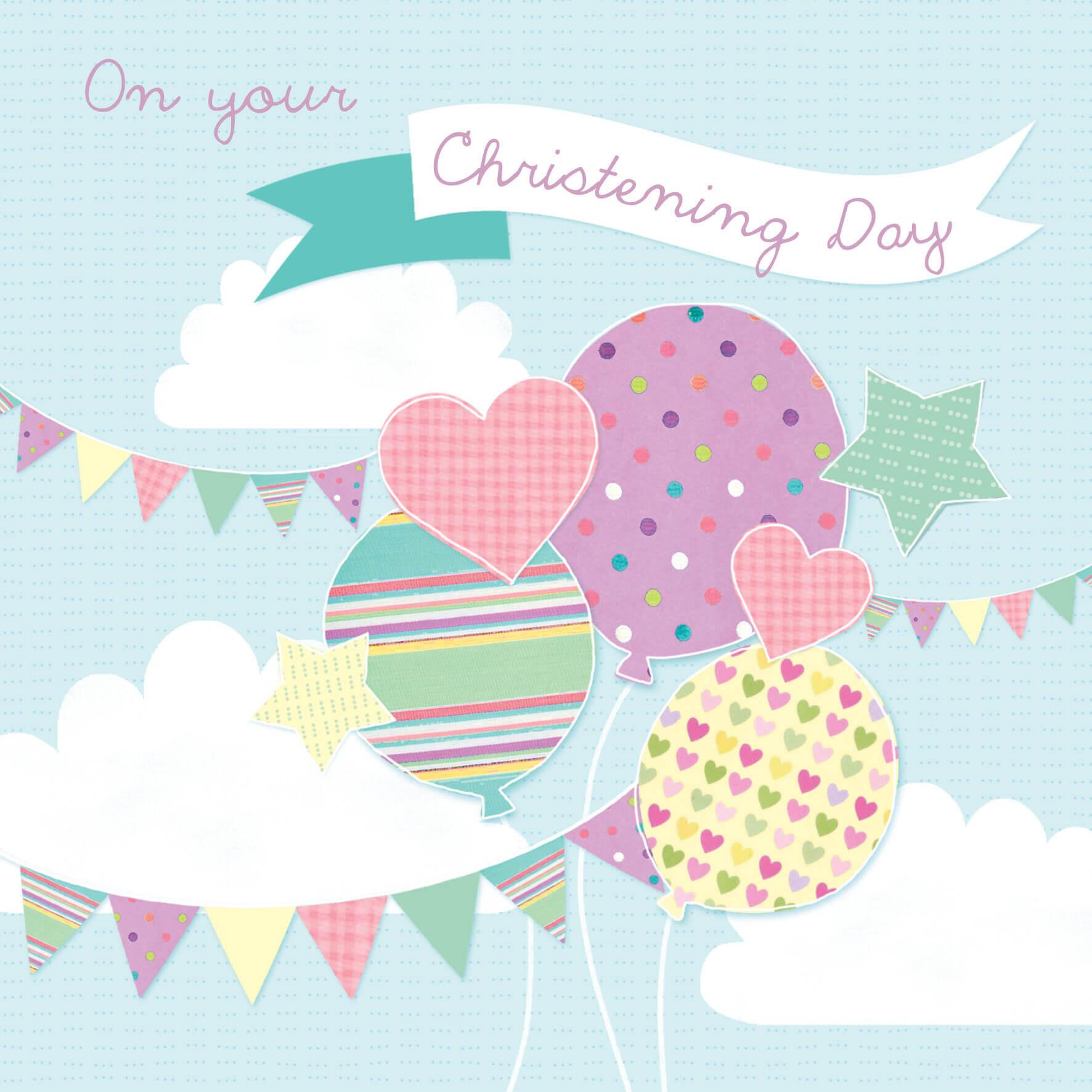 Christening greeting card davora trade website christening greeting card m4hsunfo