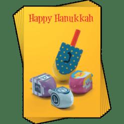 Chanukah Cards 6 pack