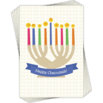 Chanukah Cards 6 pack