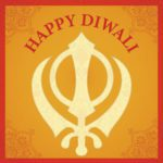 Sikh Diwali Greeting Card
