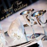 Jewish Everyday - Wedding Greeting Card