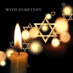 Jewish Everyday - Sympathy Greeting Card