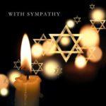 Jewish Everyday - Sympathy Greeting Card