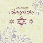 Jewish Sympathy