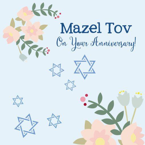 Jewish Anniversary