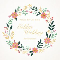 Jewish Golden Anniversary