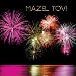 Mazel Tov Greeting Card