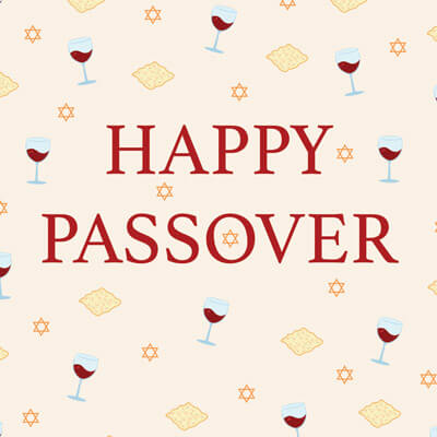 Passover greeting card davora trade website passover greeting card m4hsunfo