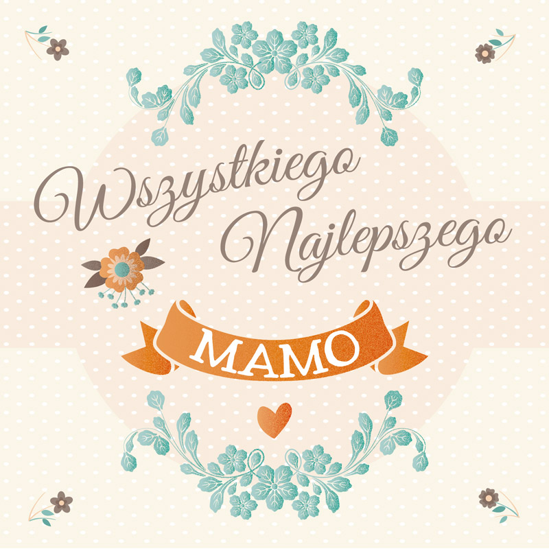 Misiu Polish Polish Mothers Day Davora Trade Website