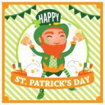 St Patrick's Day Greeting Card