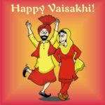 Vaisakhi Greeting Card