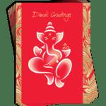 Diwali Cards 6 pack
