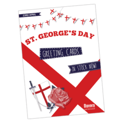 St Georges Day Poster