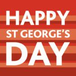 St Georges Day Card