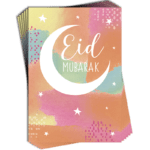 Eid Cards 6 pack