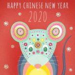 Chinese New Year Card - Year of the Rat