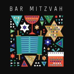 Bar Mitzvah Card